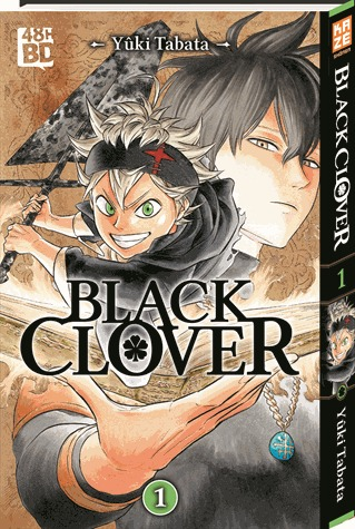Black Clover édition 48h BD