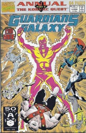 Les Gardiens de la Galaxie édition Issues V1 - Annuals (1991 - 1994)