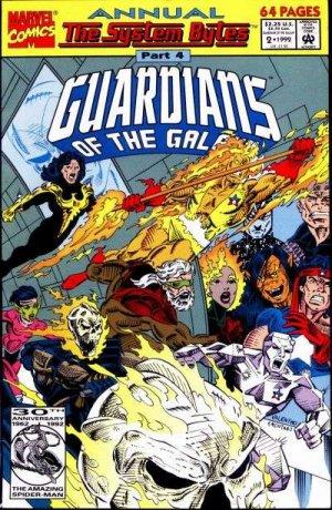 Les Gardiens de la Galaxie # 2 Issues V1 - Annuals (1991 - 1994)