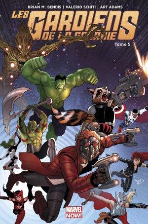 Les Gardiens de la Galaxie # 5
