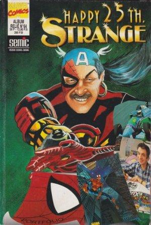 Strange édition Reliure éditeur Suite (1988 - 1997)