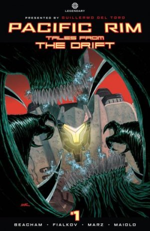 Pacific Rim - Tales from the Drift édition Issues (2015 - 2016)