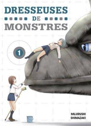 Dresseuses de monstres édition Simple