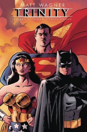 Batman / Superman / Wonder Woman - Trinité 1