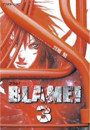 couverture, jaquette Blame ! 3  (Kodansha)