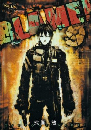 couverture, jaquette Blame ! 9  (Kodansha)