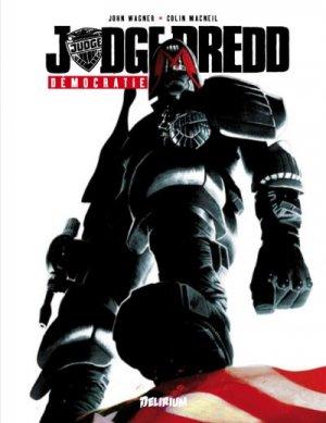 Judge Dredd - Démocratie édition TPB hardcover (cartonnée)