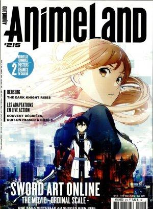 Animeland # 215