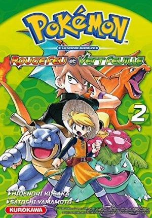 Pokémon 2 Rouge Feu et Vert Feuille/Emeraude