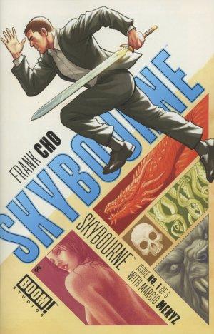 Skybourne édition Issues (2016 - Ongoing)