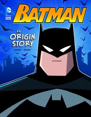 Batman - An Origin Story édition TPB softcover (souple)