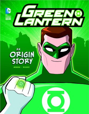 Green Lantern - An Origin Story édition TPB softcover (souple)
