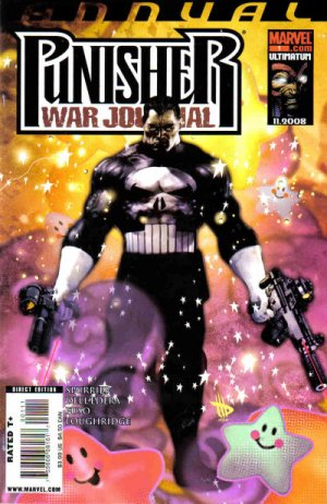 The Punisher - Journal de guerre édition Issues V2 - Annual (2009)