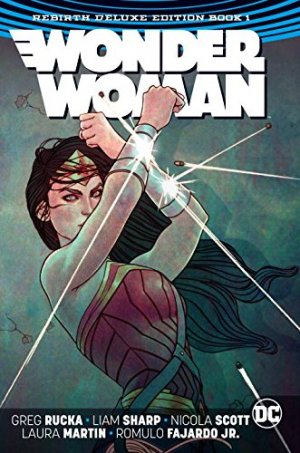 Wonder Woman Rebirth édition Deluxe (Hardcover)