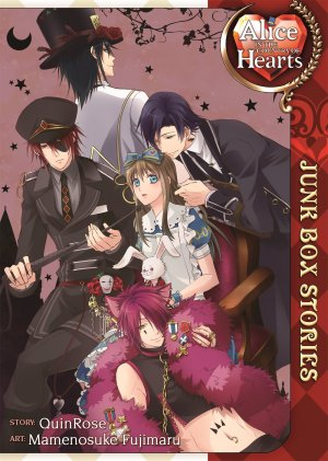 Alice in the country of Hearts - Junk Box stories édition Simple