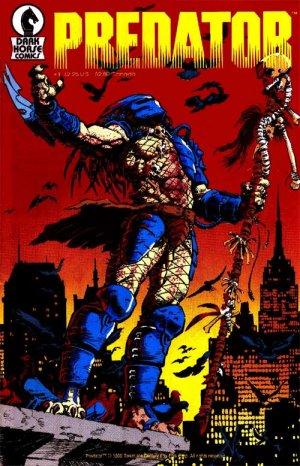 Predator édition Issues (1989 - 1990)