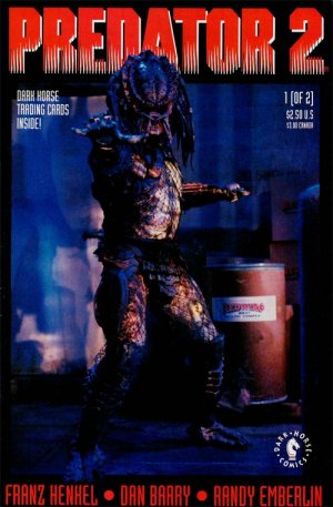 Predator 2 édition Issues
