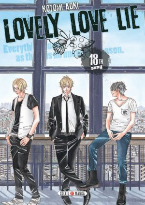 Lovely Love Lie T.18