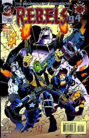 R.E.B.E.L.S. '94 édition Issues (1994)