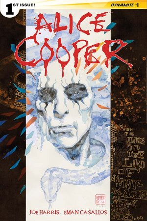 Alice Cooper édition Issues (2014 - 2015)