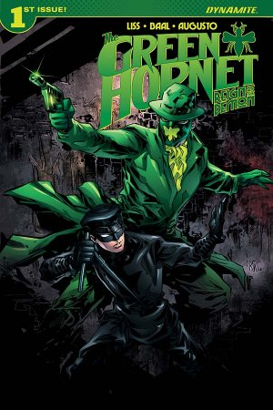 The Green Hornet - Reign of the Demon édition Issues (2016 - 2017)