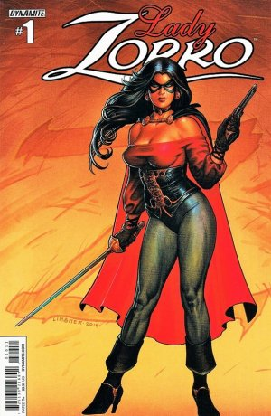 Lady Zorro édition Issues