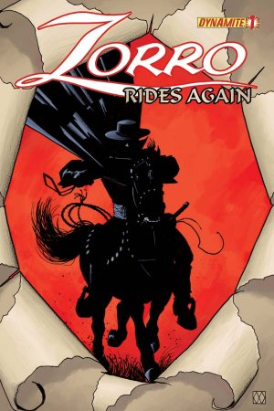 Zorro Rides Again édition Issues (2011 - 2012)