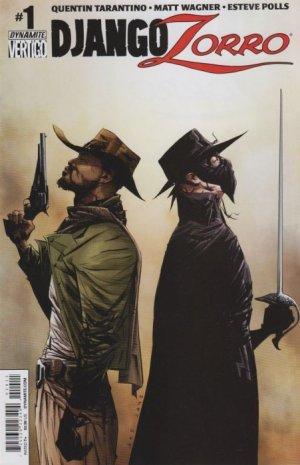 Django / Zorro édition Issues (2014 - 2015)