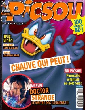 Picsou Magazine # 526
