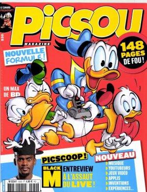 Picsou Magazine # 530