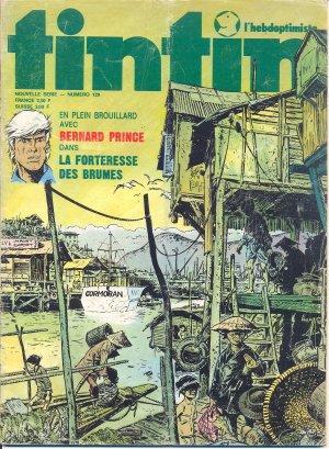 Tintin : Journal Des Jeunes De 7 A 77 Ans édition Simple