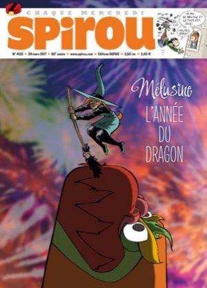 Le journal de Spirou # 4120