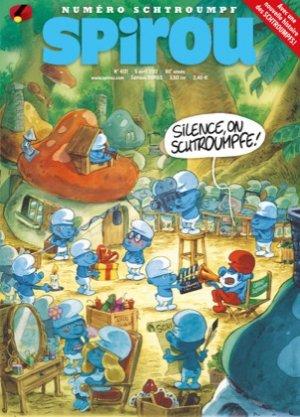 Le journal de Spirou # 4121