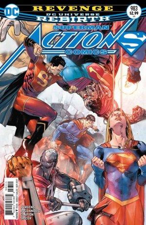 Action Comics # 983