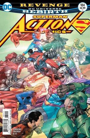Action Comics # 984