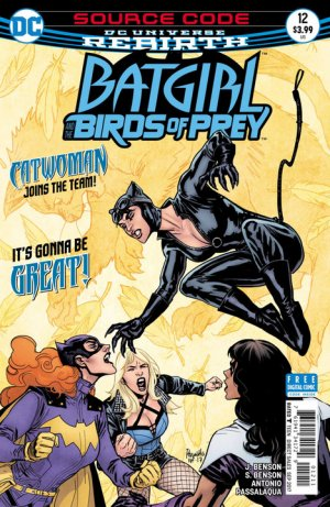Batgirl and the Birds of Prey # 12 Issues V1 (2016 - 2018)
