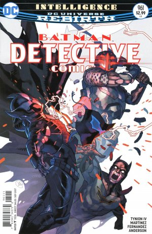 Batman - Detective Comics # 961 Issues V1 Suite (2016 - Ongoing)