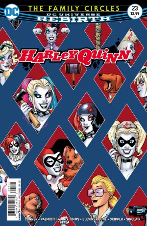 Harley Quinn Rebirth # 23 Issues V3 (2016 - Ongoing) - Rebirth