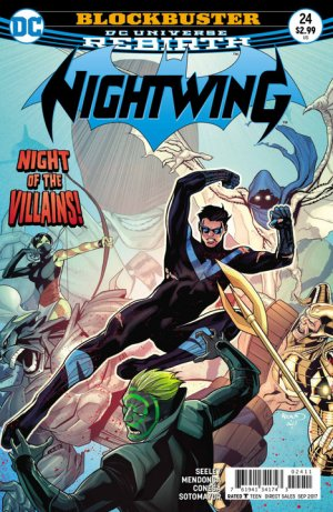 Nightwing # 24 Issues V4 (2016 - Ongoing) - Rebirth