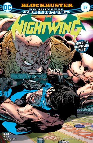 Nightwing # 25 Issues V4 (2016 - Ongoing) - Rebirth