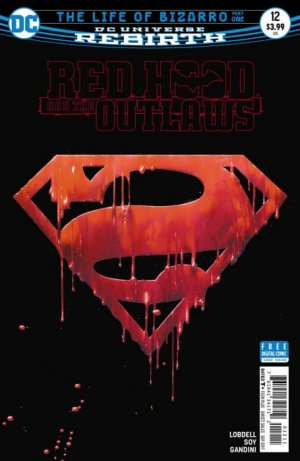 Red Hood and The Outlaws # 12 Issues V2 (2016 - Ongoing) - Rebirth