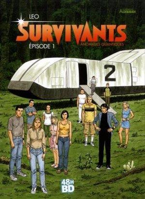 Les mondes d'Aldébaran - Survivants édition Spéciale 48h BD 2017