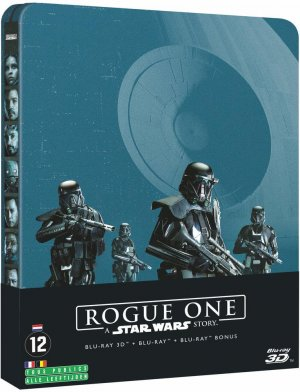 Rogue One : A Star Wars Story édition Steelbook