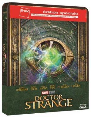Doctor Strange (2016) édition Steelbook Spécial Fnac