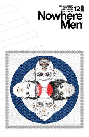 Nowhere Men 12