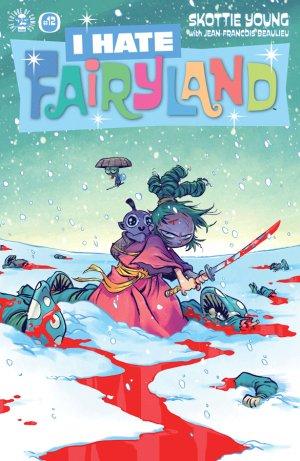 I Hate Fairyland # 12 Issues V1 (2015 - 2018)