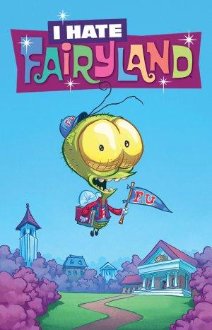 I Hate Fairyland # 13 Issues V1 (2015 - 2018)
