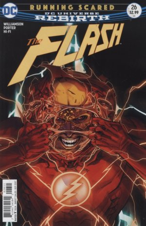The Flash - Rebirth # 26 Issues V5 (2016 - Ongoing) - Rebirth