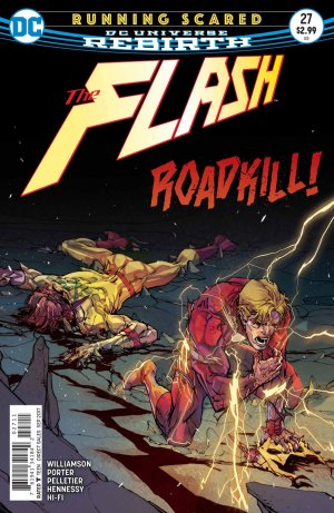 The Flash - Rebirth # 27 Issues V5 (2016 - Ongoing) - Rebirth