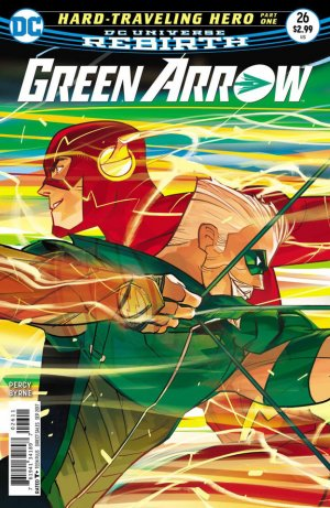 Green Arrow # 26 Issues V6 (2016 - Ongoing)